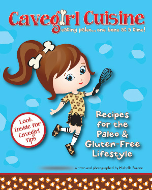 Cavegirl Cuisine Cookbook