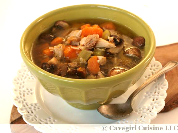 Sweet Potato & Turkey Stew