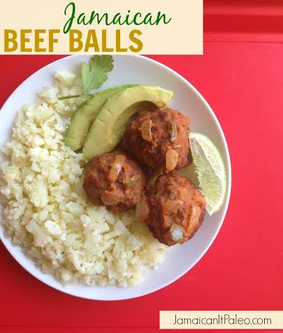 jamaican beef balls JIP