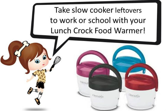 Lunch Crock Food Warmer Ad