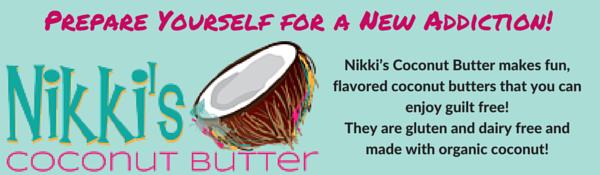 nikkis coconut butter banner