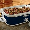 crockpot casserole dish