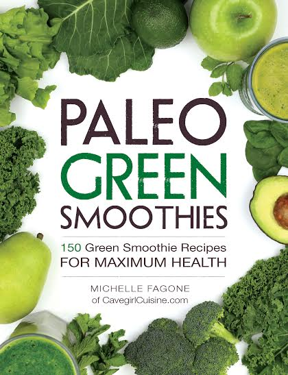 paleo green smoothies cover art