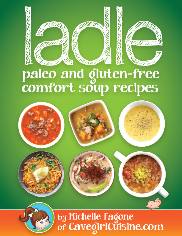 LADLE Front Cover