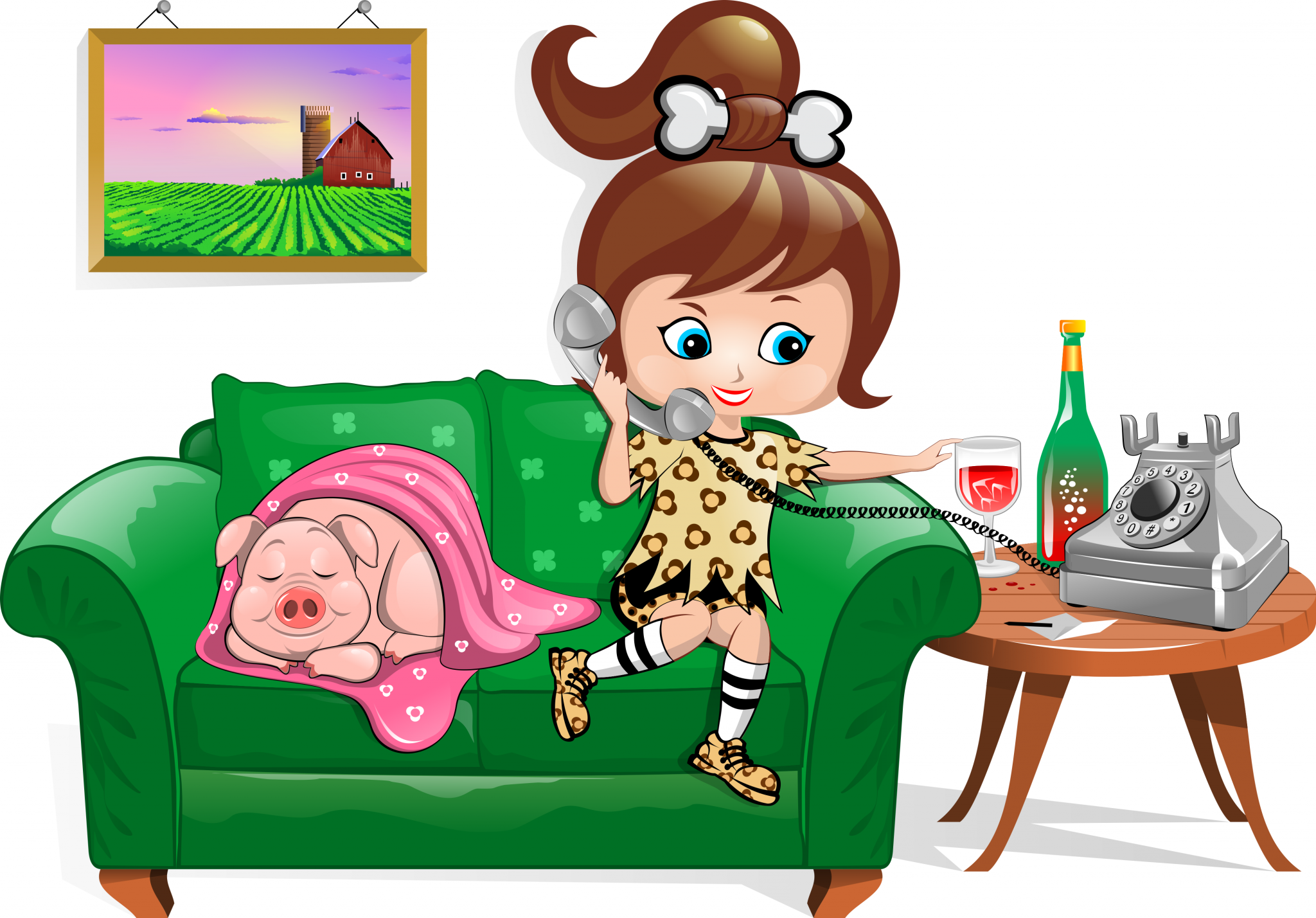 Chat With Cavegirl About Paleo