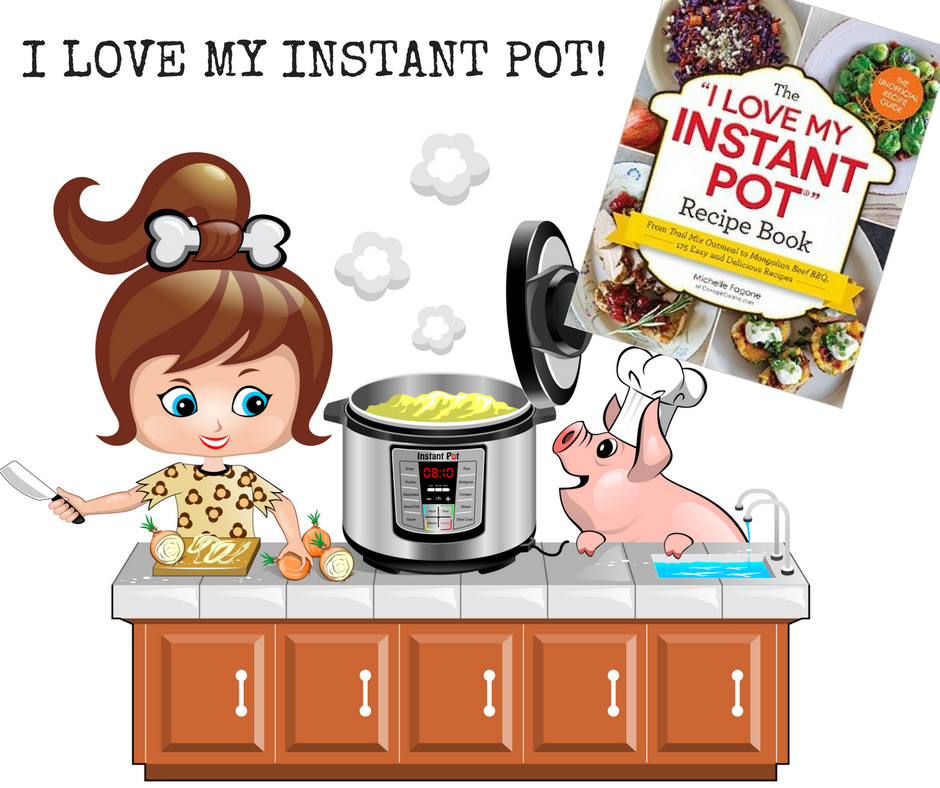 I LOVE MY INSTANT POT ad