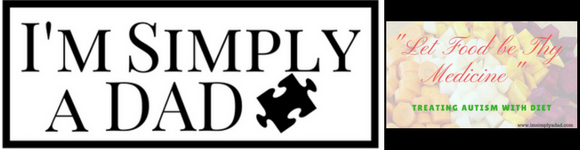 simply dad banner ad